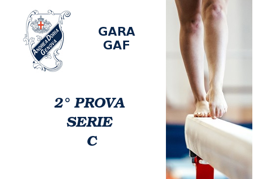 Seconda prova serie C Gold