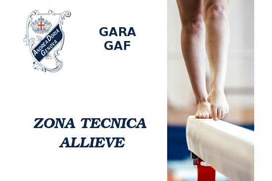 Zona Tecnica allieve Gold
