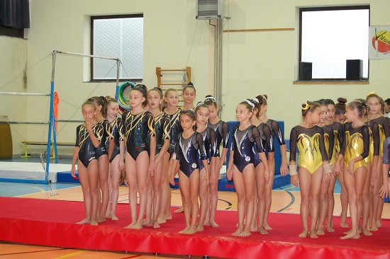 Prima prova regionale allieve Gold...